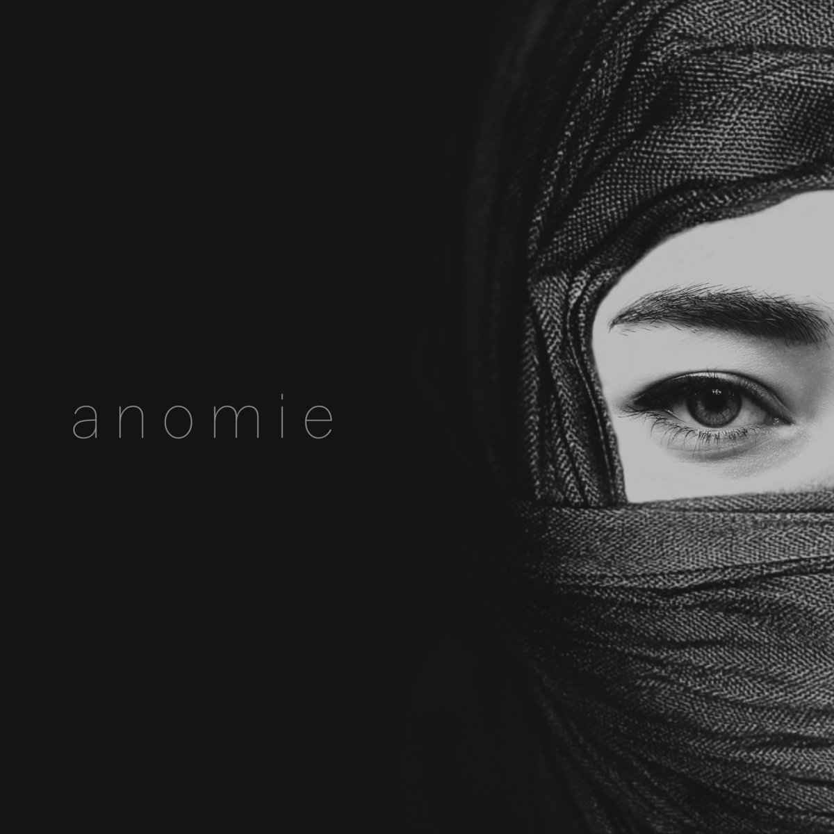Violet Cold - Anomie - Cover Art